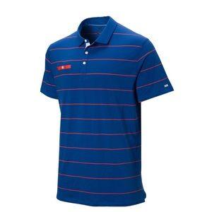 Nike Shirts - NWT Nike Dry Golf Player Stripe Polo Men's XL